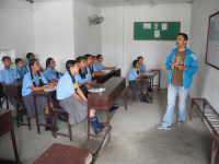 Orienting students on child rights and child labor