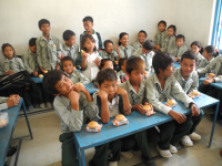 Food for education program